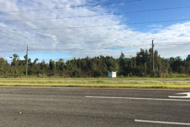 5 Acre Industrial Parcel for Sale